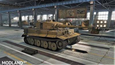 Sgt_Krollnikow51's Skin for Japan Tiger I , 4 photo
